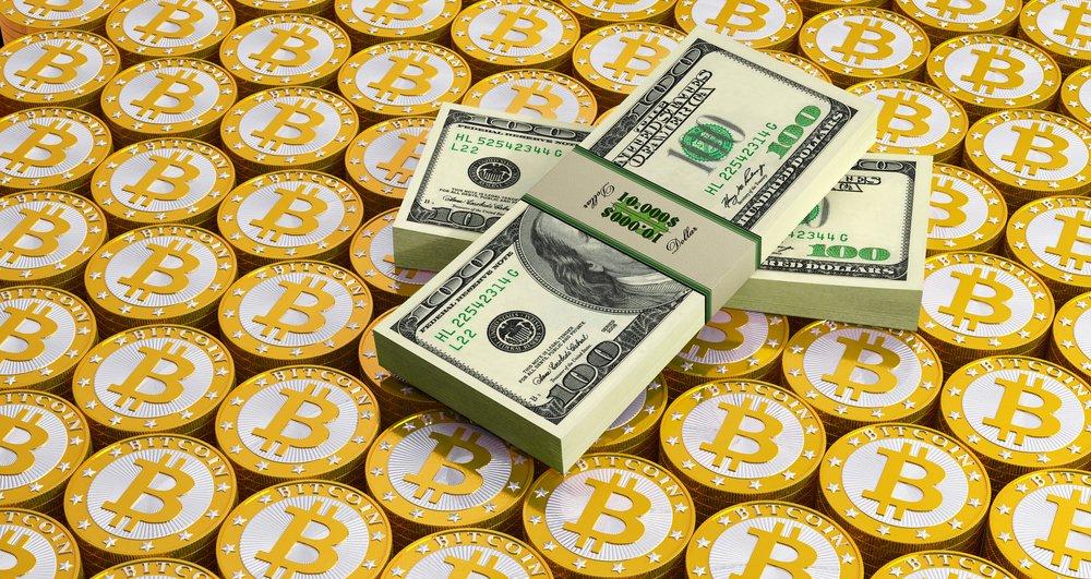 Курс биткоина засутки превысил отметку в $14 тыс.