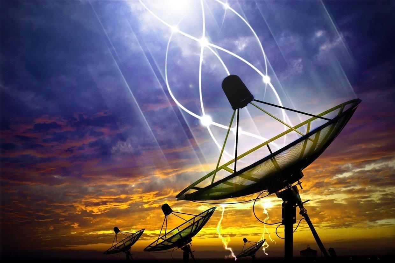 Ученые запеленговали сигнал проникающего в атмосферу НЛО