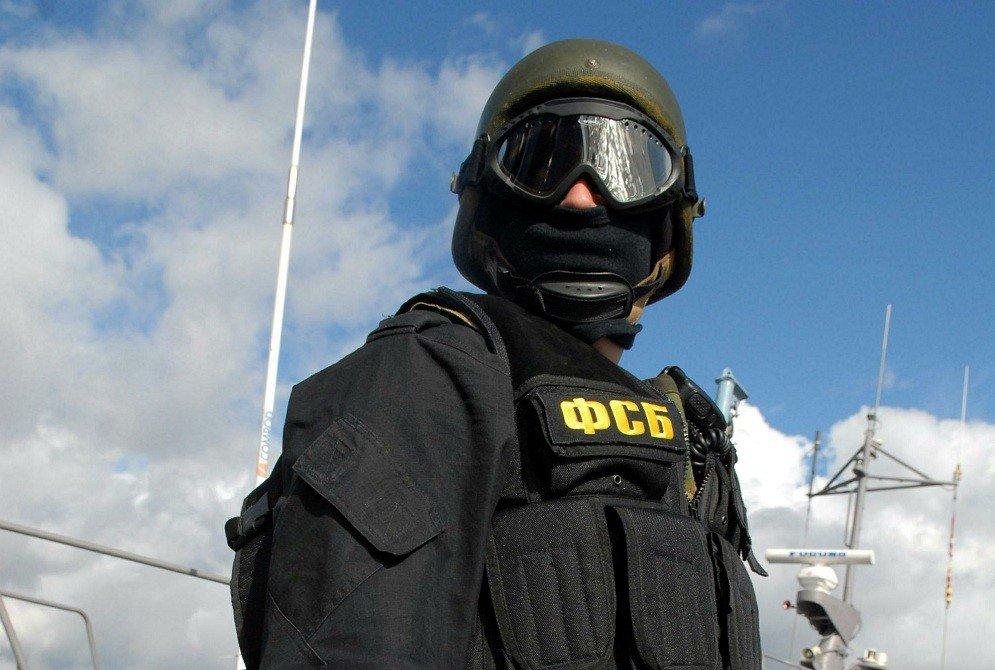Работники ФСБ задержали вКрыму замруководителя УФАС