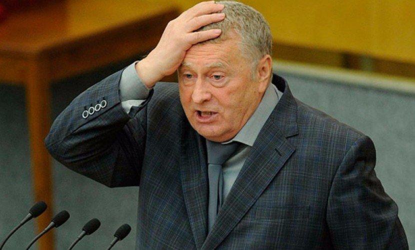 Жириновский назвал решение МОК расизмом