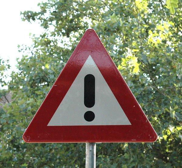 На русских трассах появятся уменьшенные вдвое знаки