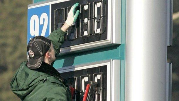 В России в преддверии Нового года растут цены на бензин
