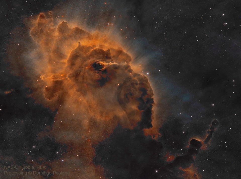 NASA намекнуло наскорый апокалипсис, опубликовав зловещее фото