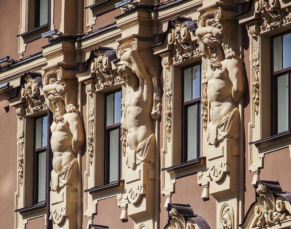 Около 180 исторических зданий отреставрировано в российской столице  ссамого начала  года— С.Собянин