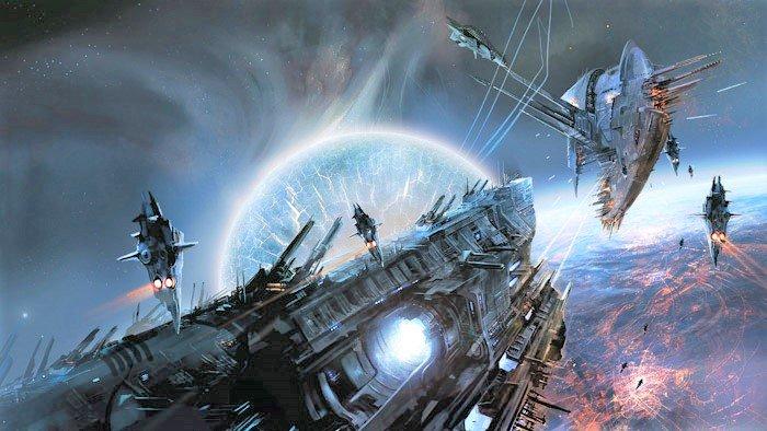 Специалисты считают, что инопланетяне погибли в итоге галактической войны