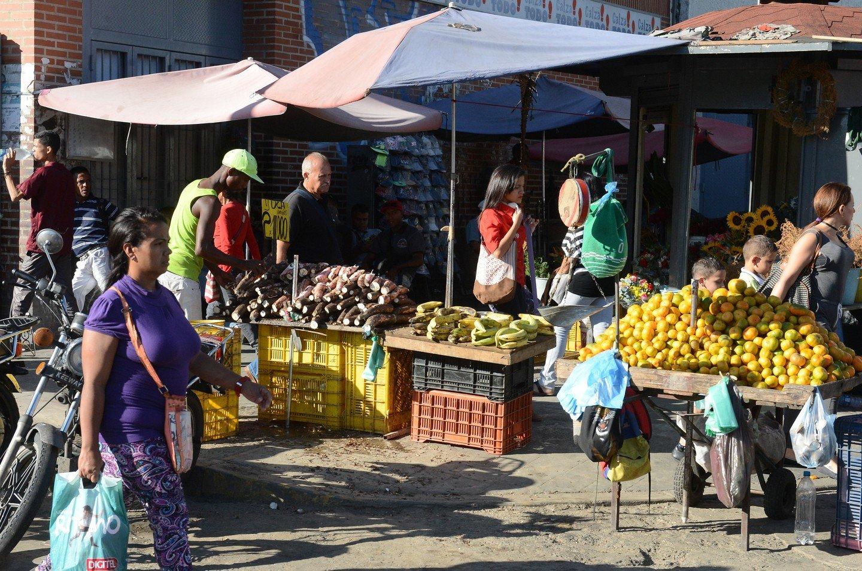 Инфляция Венесуэлы может составить 2000