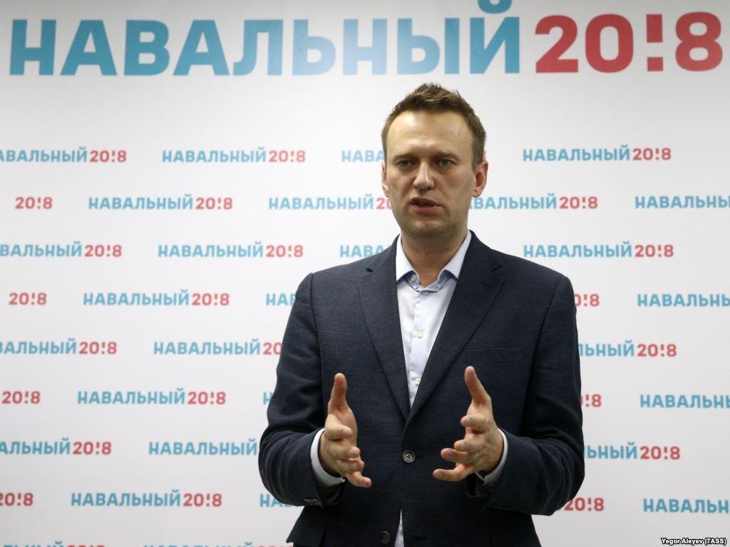 Барнаульцы пожаловались нанавязчивую рекламу митинга Навального в социальных сетях