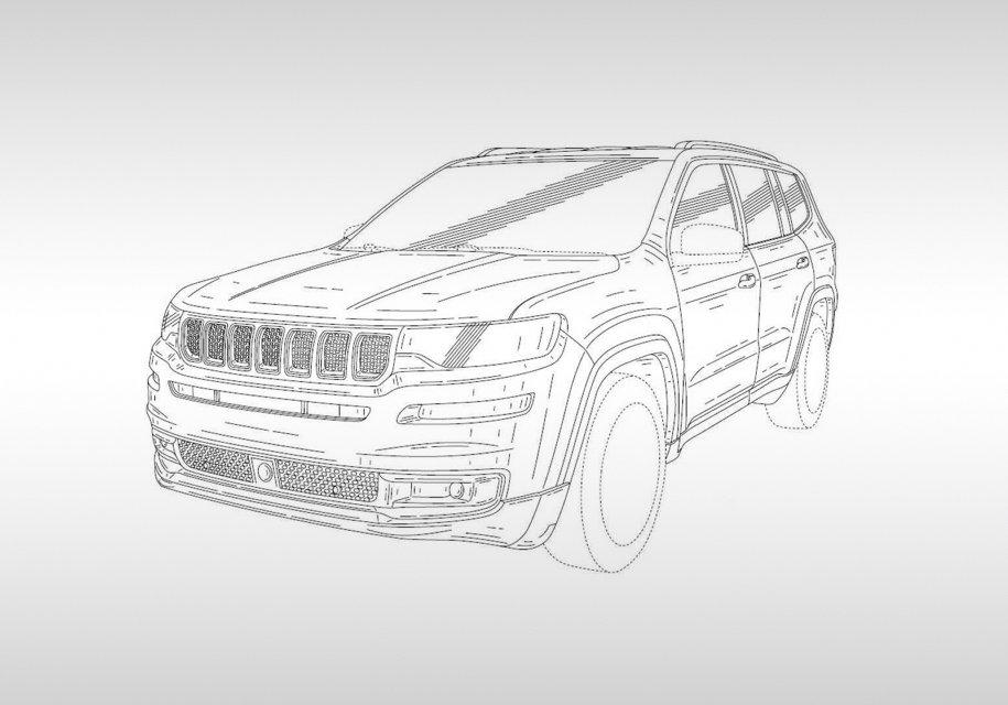 1512742374 polno Автомобильный концерн Jeep зарегистрировал новый бренд Grand Commander