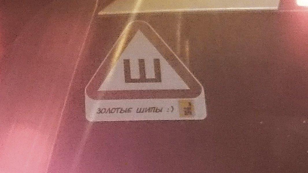 ВАткарском ОГИБДД предупредили оштрафе заотсутствие знака «Ш»
