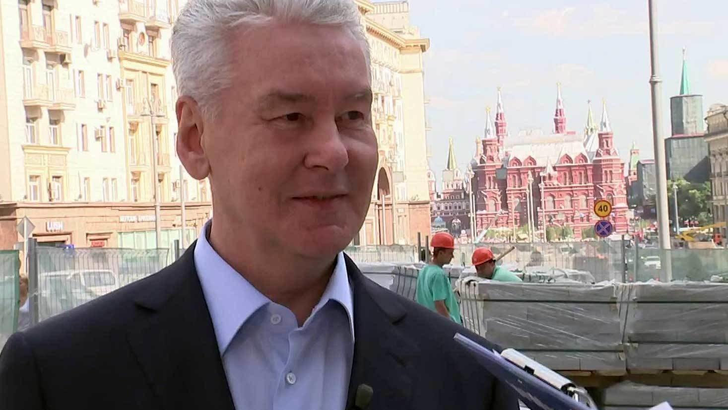 Шесть человек стали владельцами звания «Почетный строитель Москвы»