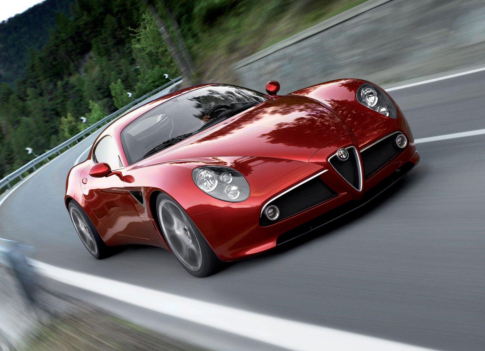 Alfa Romeo, Феррари и Мазерати лишатся ручной КПП