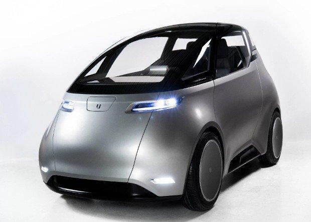 Стартап из Швеции Uniti представил небольшой городской электромобиль