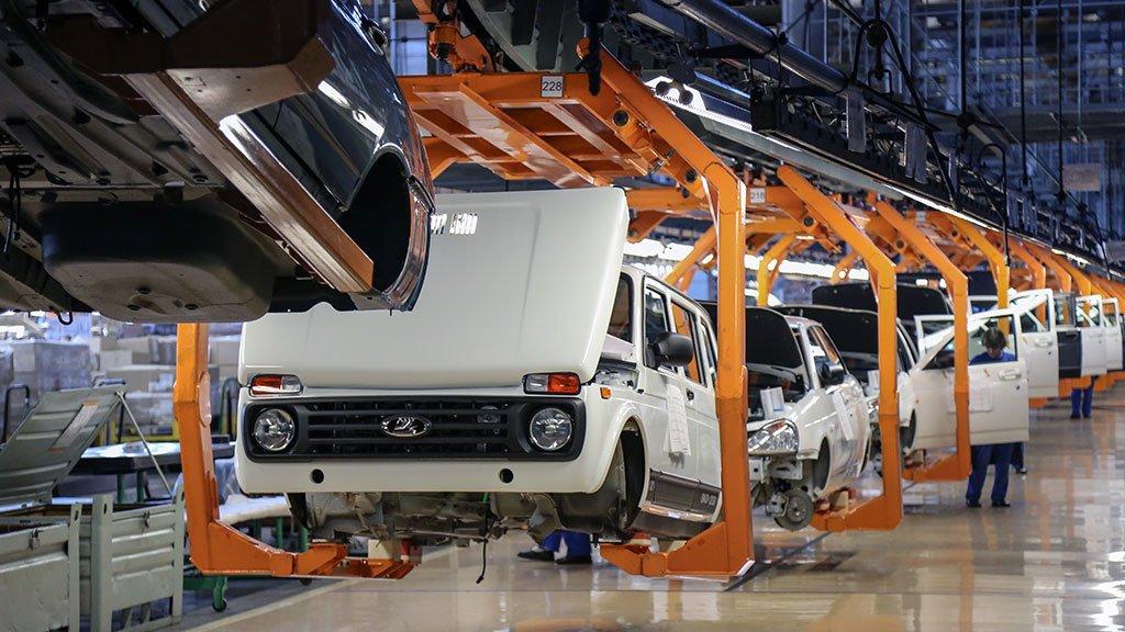'АвтоВАЗ приостановит производство с 19 декабря