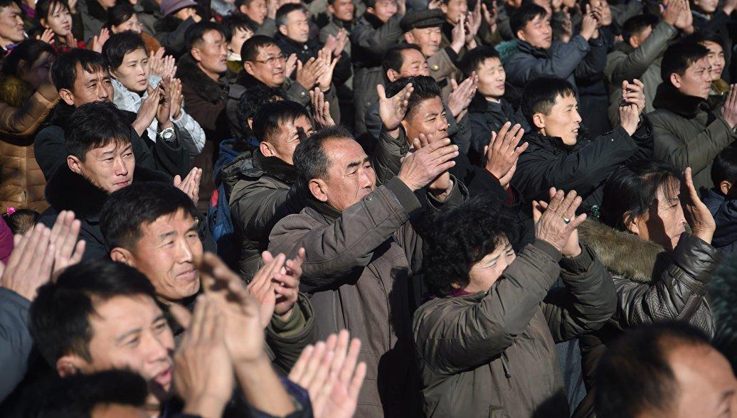 КНДР объявила себя «бастионом прав человека»