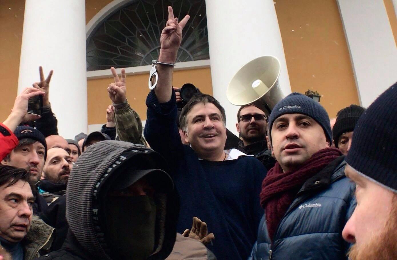Михаил Саакашвили хочет судиться с генеральным прокурором государства Украины