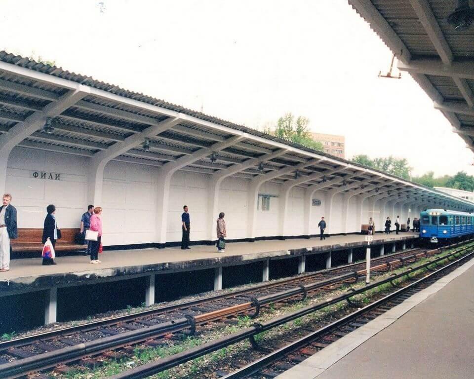 Реконструкция вестибюля станции метро «Фили» завершена на1,5 месяца раньше доэтого срока