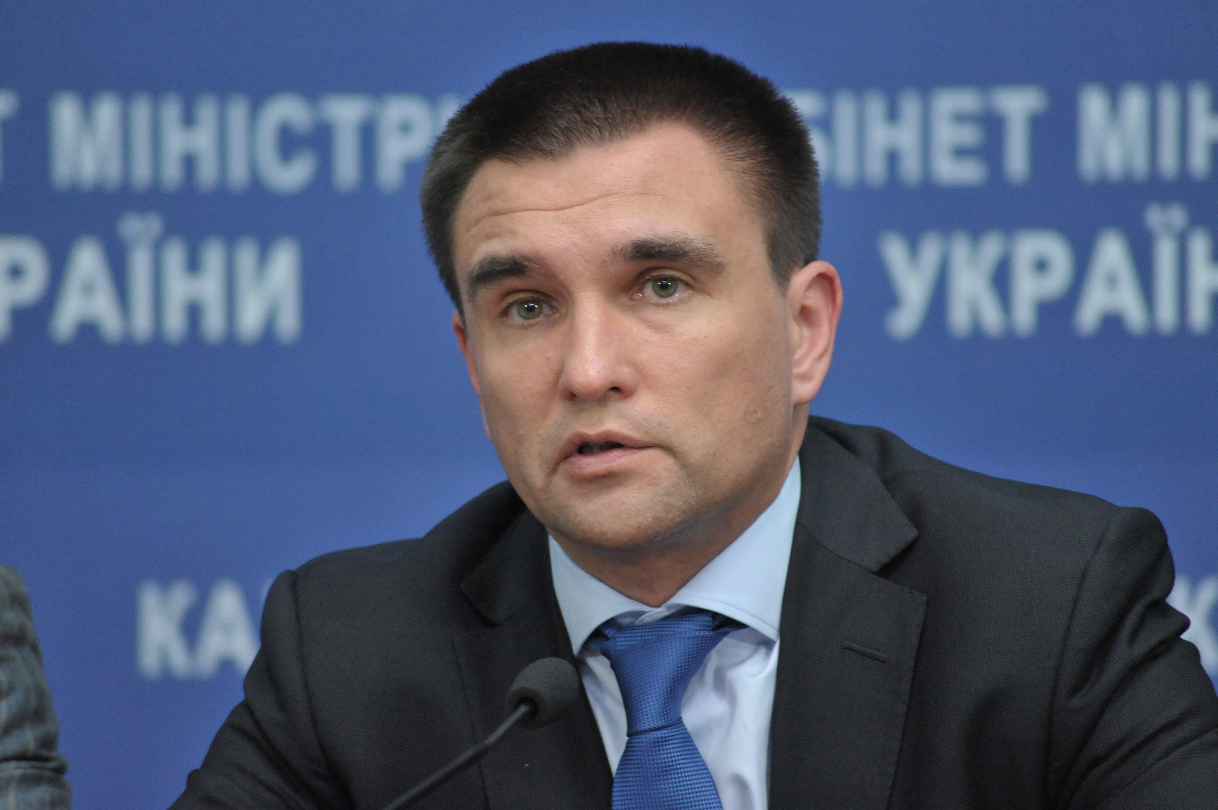 Климкин снял с украинской столицы ответственность заподрыв польского автобуса под Львовом
