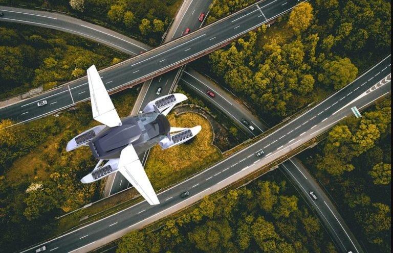 В Российской Федерации разрабатывают 1-ый летающий автомобиль