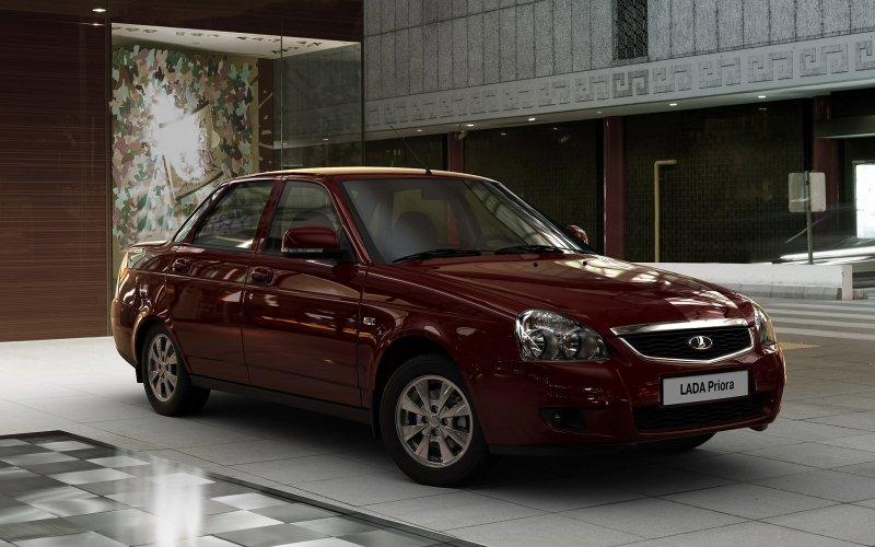 Лада Priora стала наиболее популярным подержанным авто наСеверном Кавказе