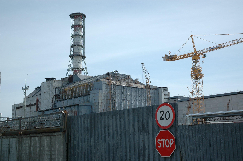 НаЧернобыльской АЭС найдены обломки вертолёта, рухнувшего в 1986-ом году