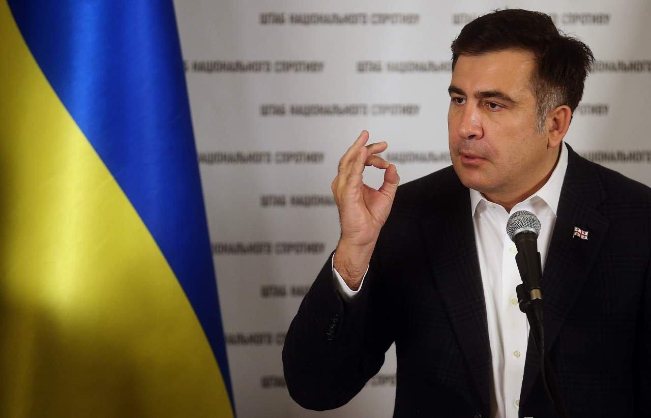 ВКремле поведали онаблюдении «заэволюцией заявлений» Саакашвили