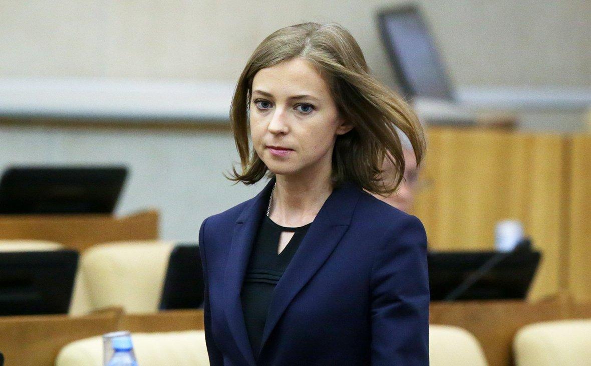 Скандальную украинку из Государственной думы РФобвинили ввоенных злодеяниях