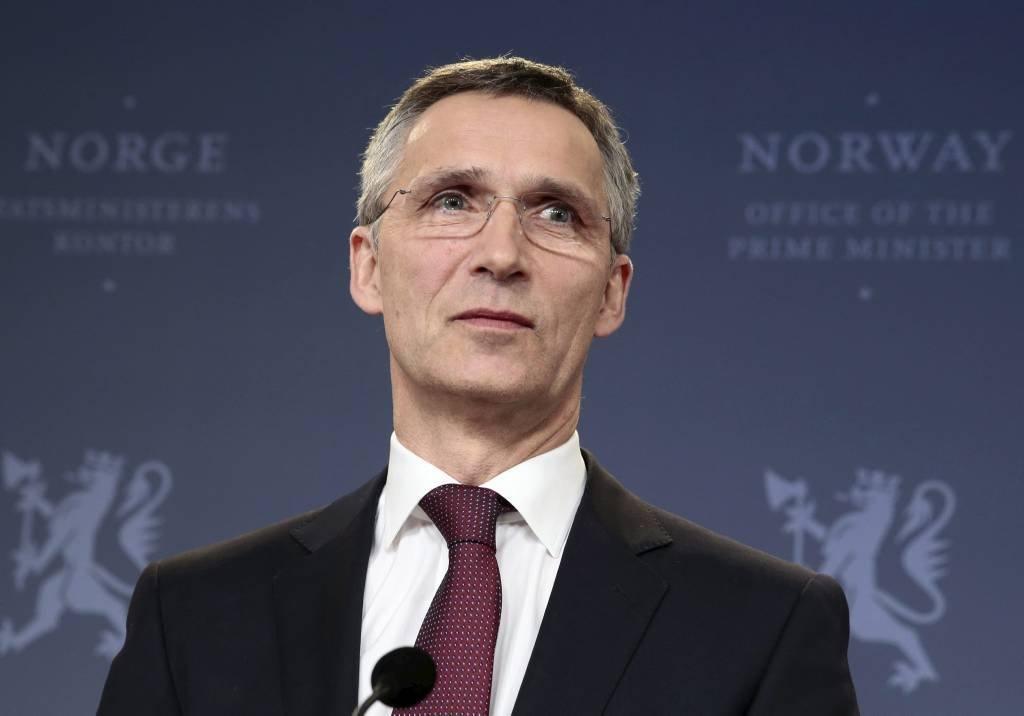 Столтенберга оставили генеральным секретарем НАТО еще надва года