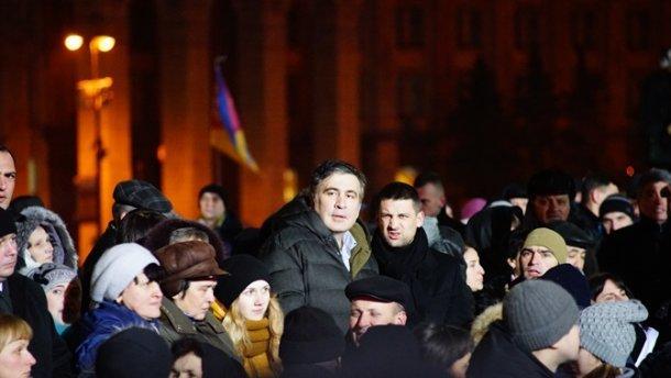 Савченко считает действия Саакашвили «унижением для Украины»