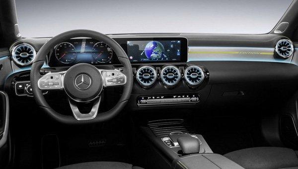 Benz представит новейшую мультимедийку MBUX навыставке CES 2018 всередине зимы