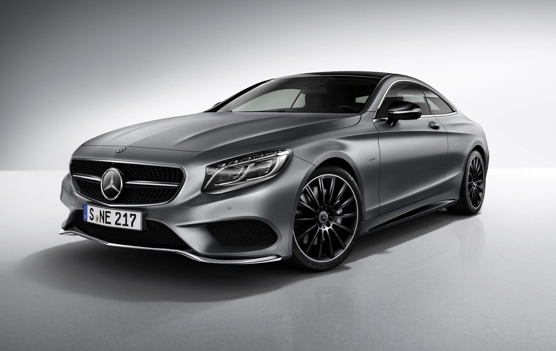 Названы рублевые цены икомплектации улучшенного  Mercedes S-Class Coupe