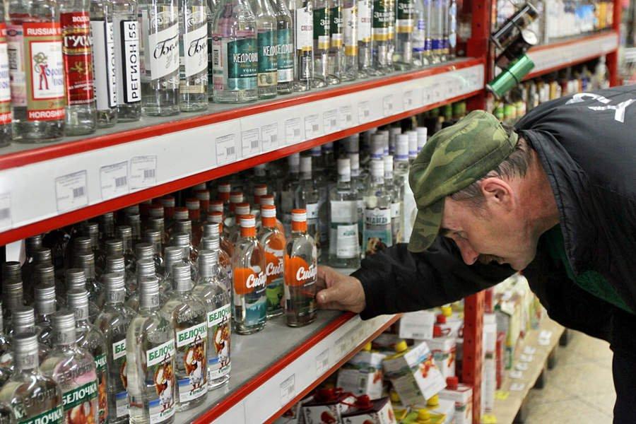 Роскачество ненашло некачественной водки в законной продаже в Российской Федерации