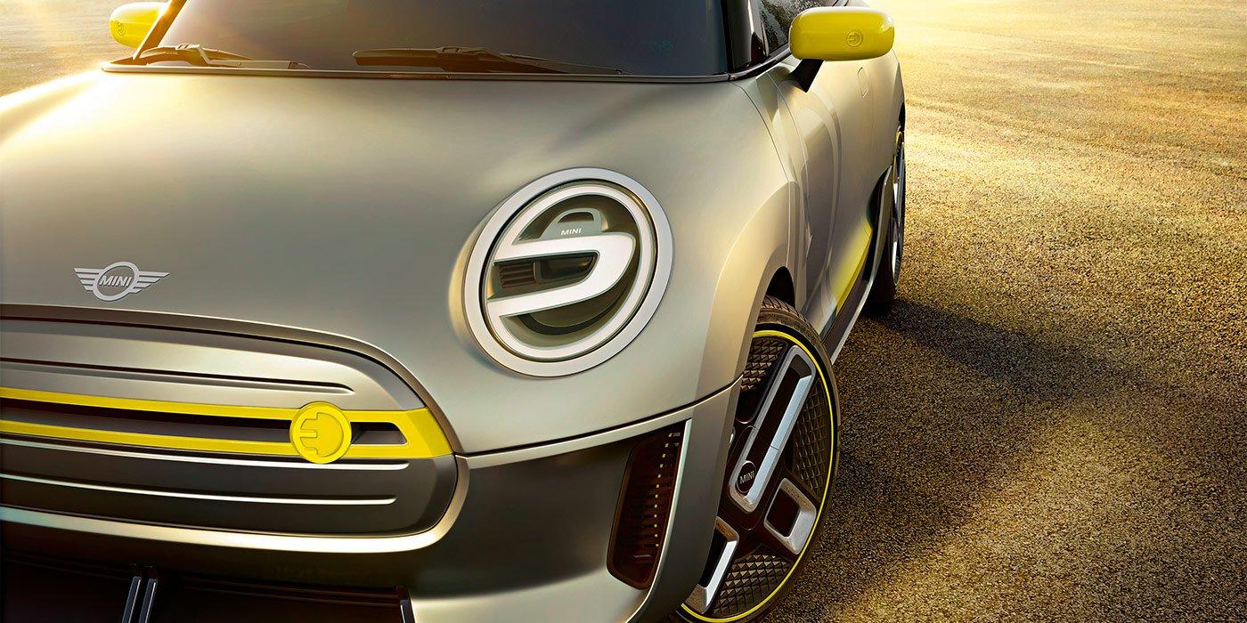 Автомобили Мини получат новый знак с2018 года