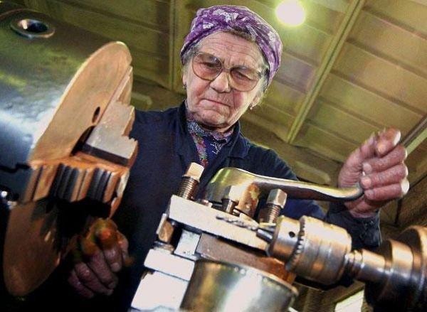 Опубликован список стран снаибольшим числом работающих стариков
