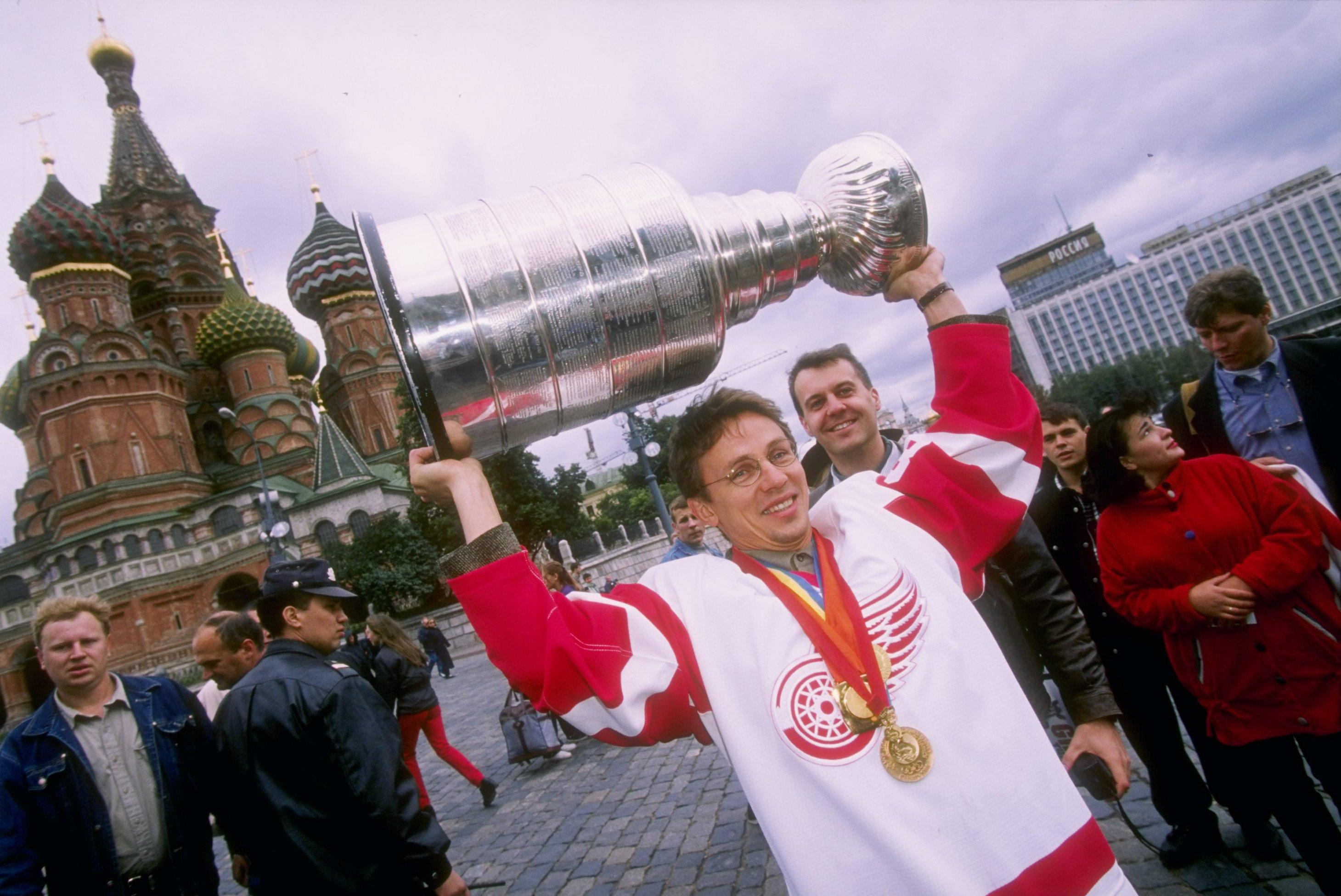 «Начать жизнь счистого листа»: русский  хоккеист призвал сознаться вдопинговых махинациях
