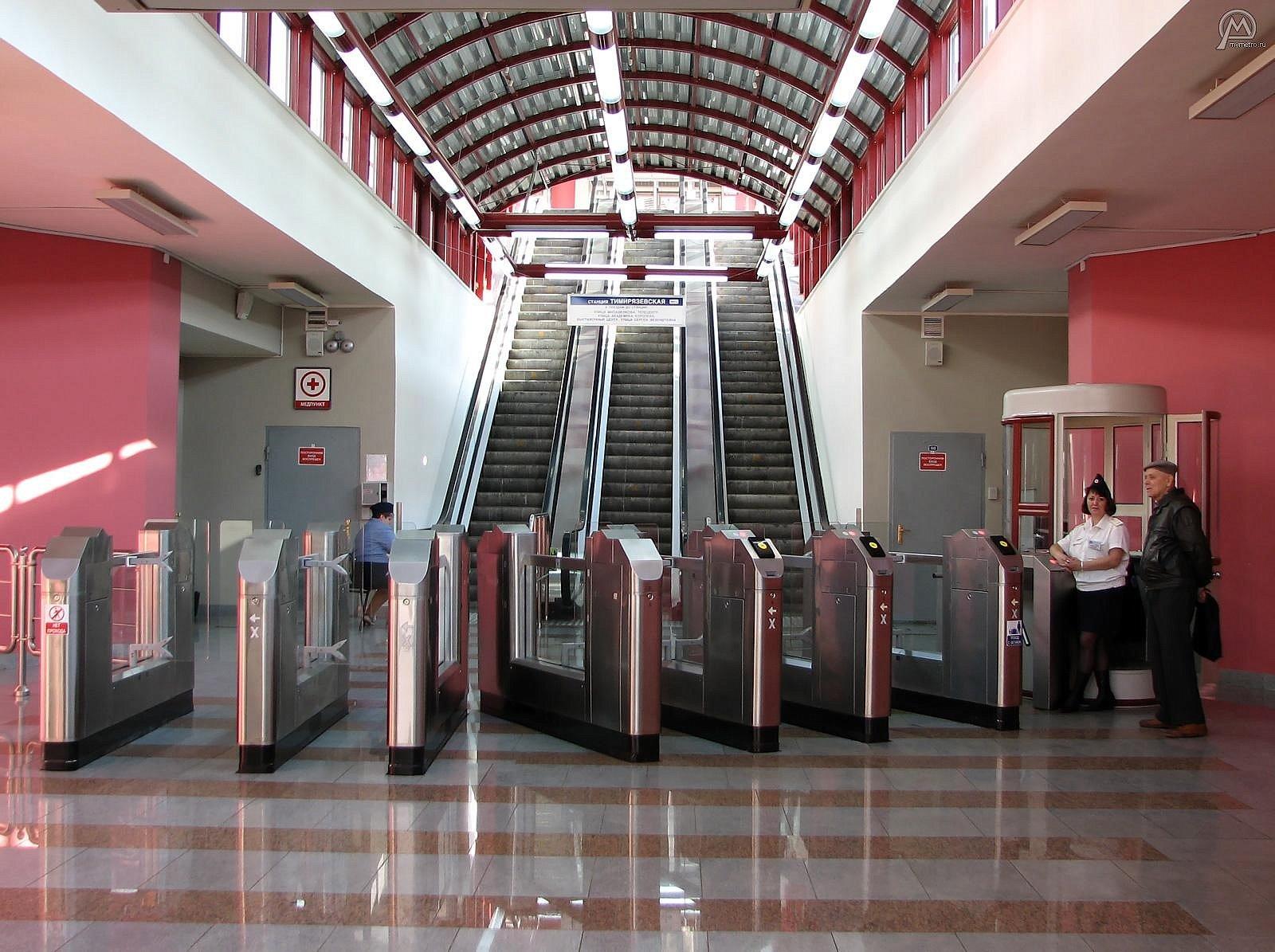 Навыходные закроют три станции «зеленой» веточки московской подземки