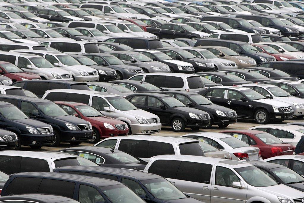 Русский рынок автомобилей стал пятым вевропейских странах пообъему продаж