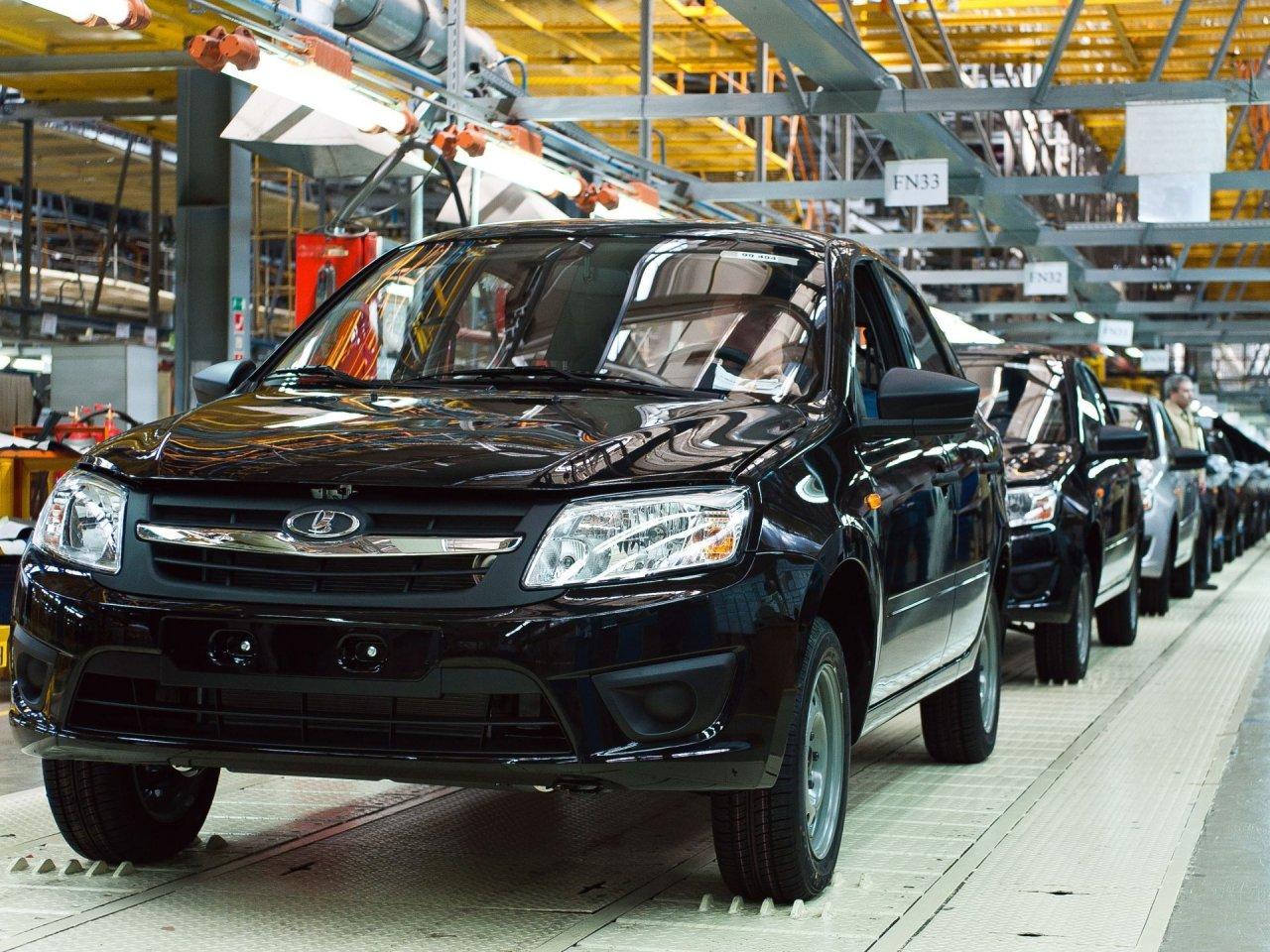 Объем поддержки автопрома снизится до16 млрд руб.