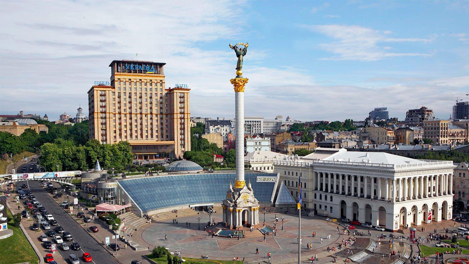 Вцентре столицы Украины прошел митинг секс-работников