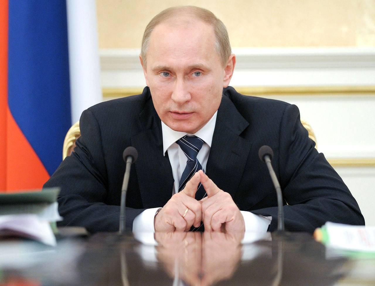 Путин уверен, что РФ иУкраина одолеют трудности из-за Крыма