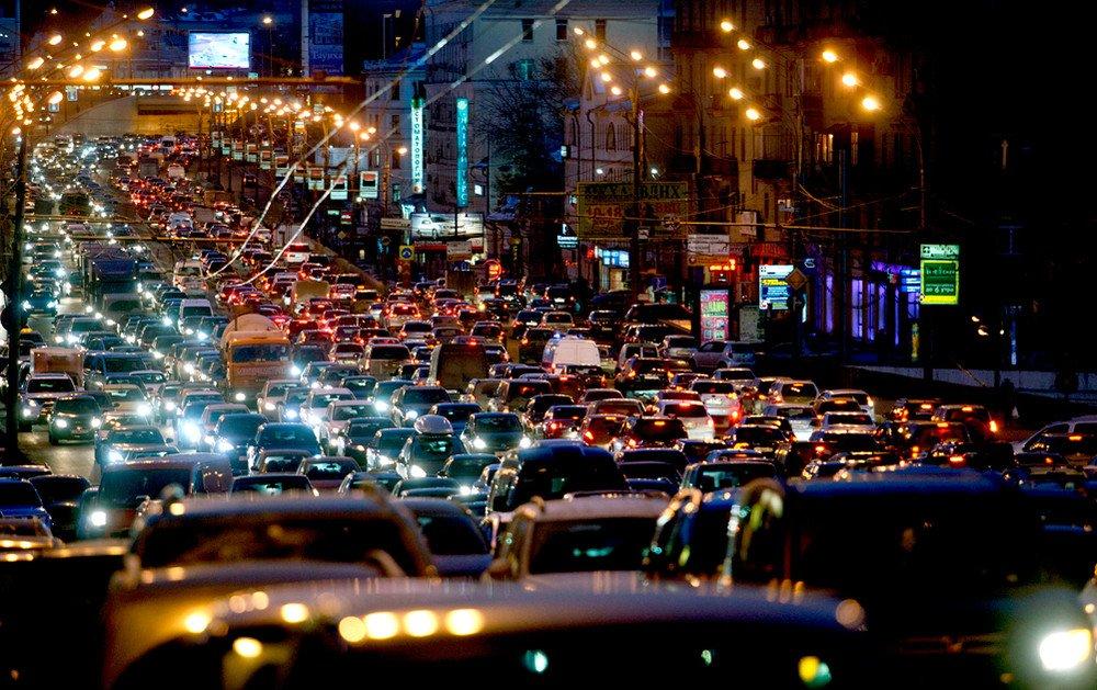 Ученые изMIT назвали простой способ освободиться от уличных пробок