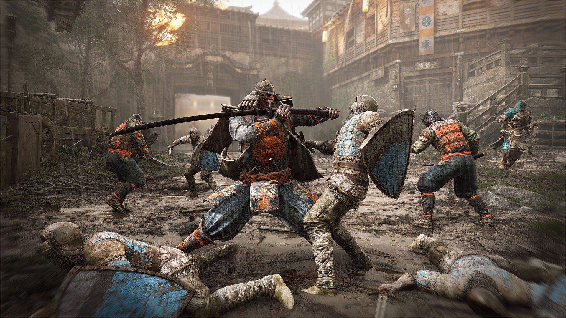 Ubisoft предлагает играть вFor Honor абсолютно бесплатно