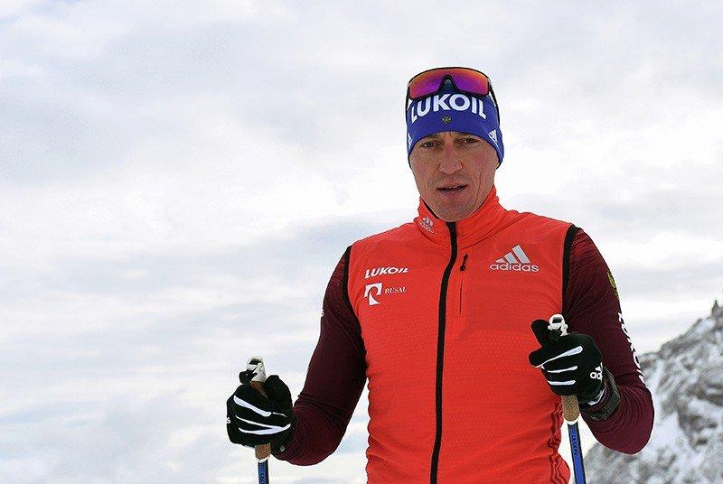 Лыжник Легков присоединился кдвижению Putin Team