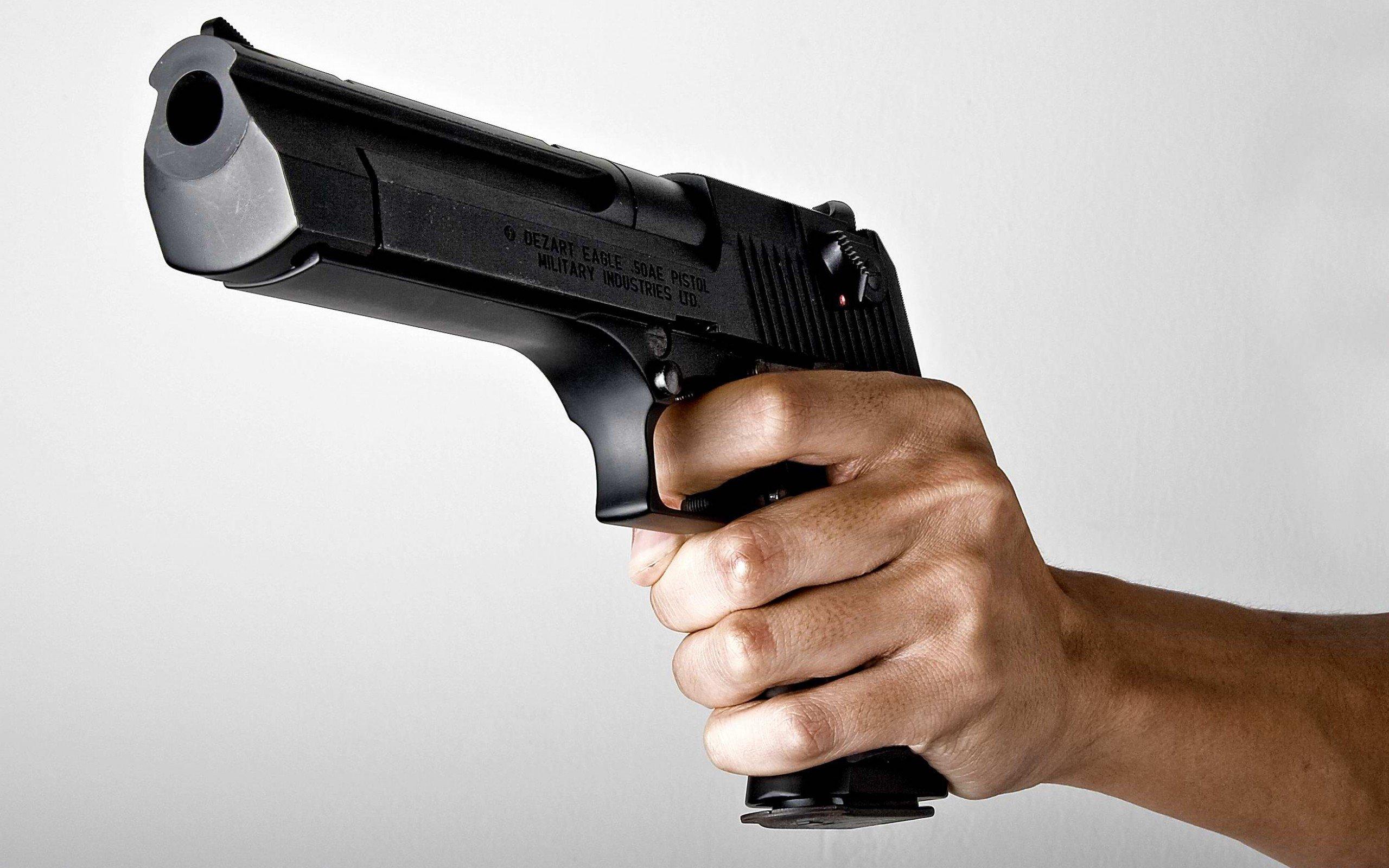 Бийские подростки похитили арсенала пневматического оружия
