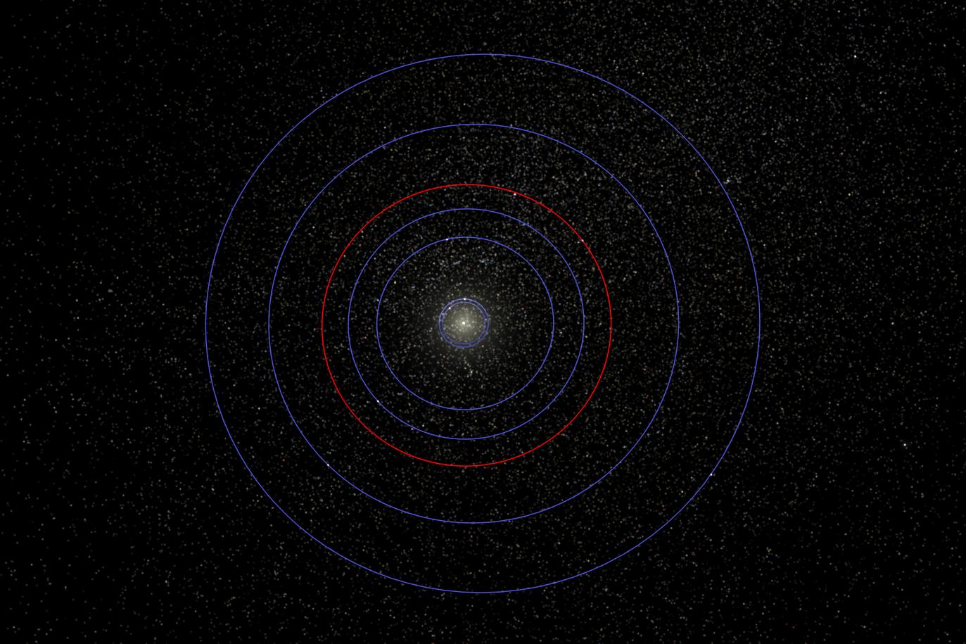 Найден пообразу иподобию Солнечной системы