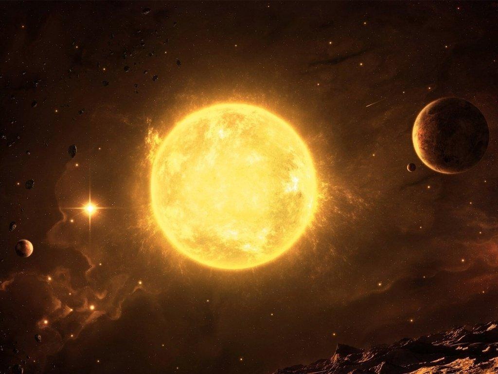 Астрофизики отыскали способ взвешивать звезды сбольшой точностью