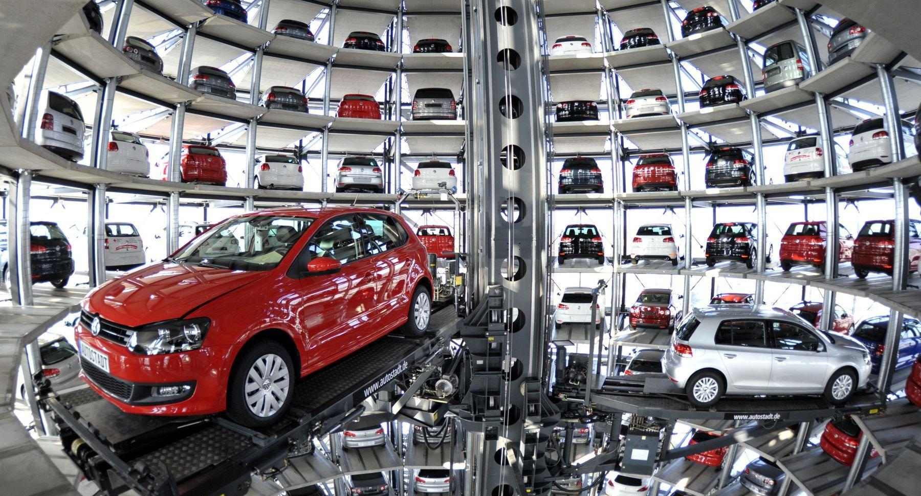 Европейский рынок автомобилей кконцу осени продемонстрировал лучший результат с2006 года