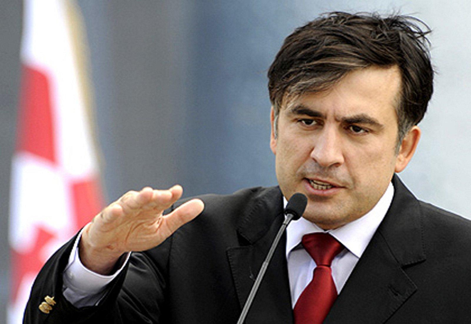 Саакашвили поведал, очем нужно договориться сПорошенко