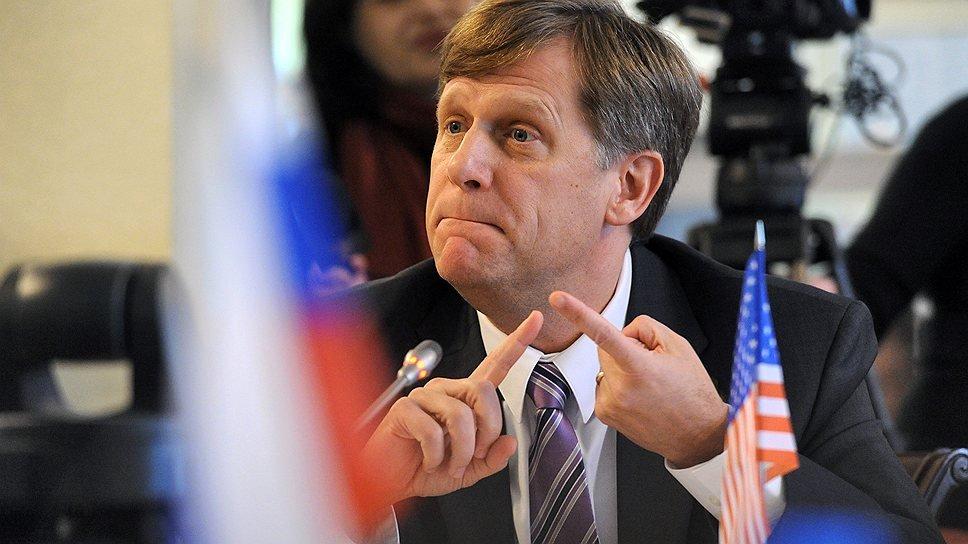 Экс-посол США вРФ раскритиковал Трампа зазвонок Путину