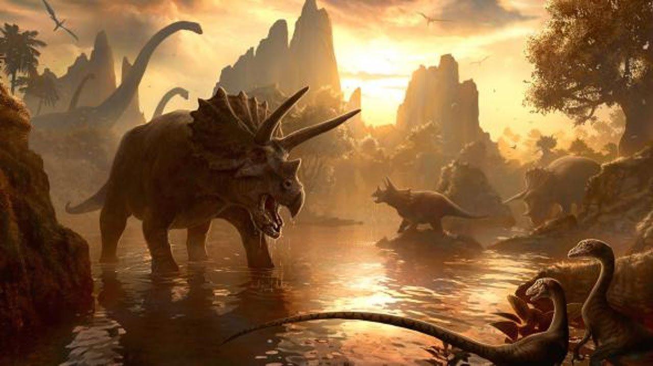 Ученые рассказали, что посути погубило динозавров— Сенсационное открытие