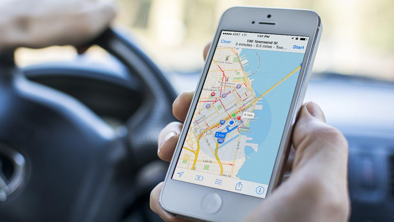 Компания Apple прибавила в«Карты» навигацию покрупнейшим аэропортам мира